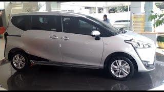 Video Review Toyota Sienta Type G CVT Exterior and Interior MP3, 3GP, MP4, WEBM, AVI, FLV November 2017