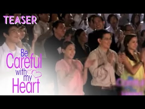 "THURSDAY SA ""BE CAREFUL WITH MY HEART"" :)"