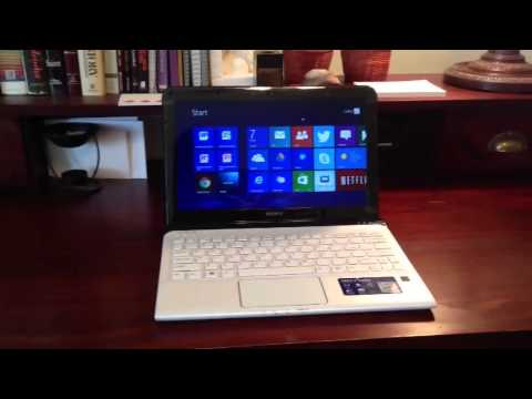 Sony Vaio E11 Review