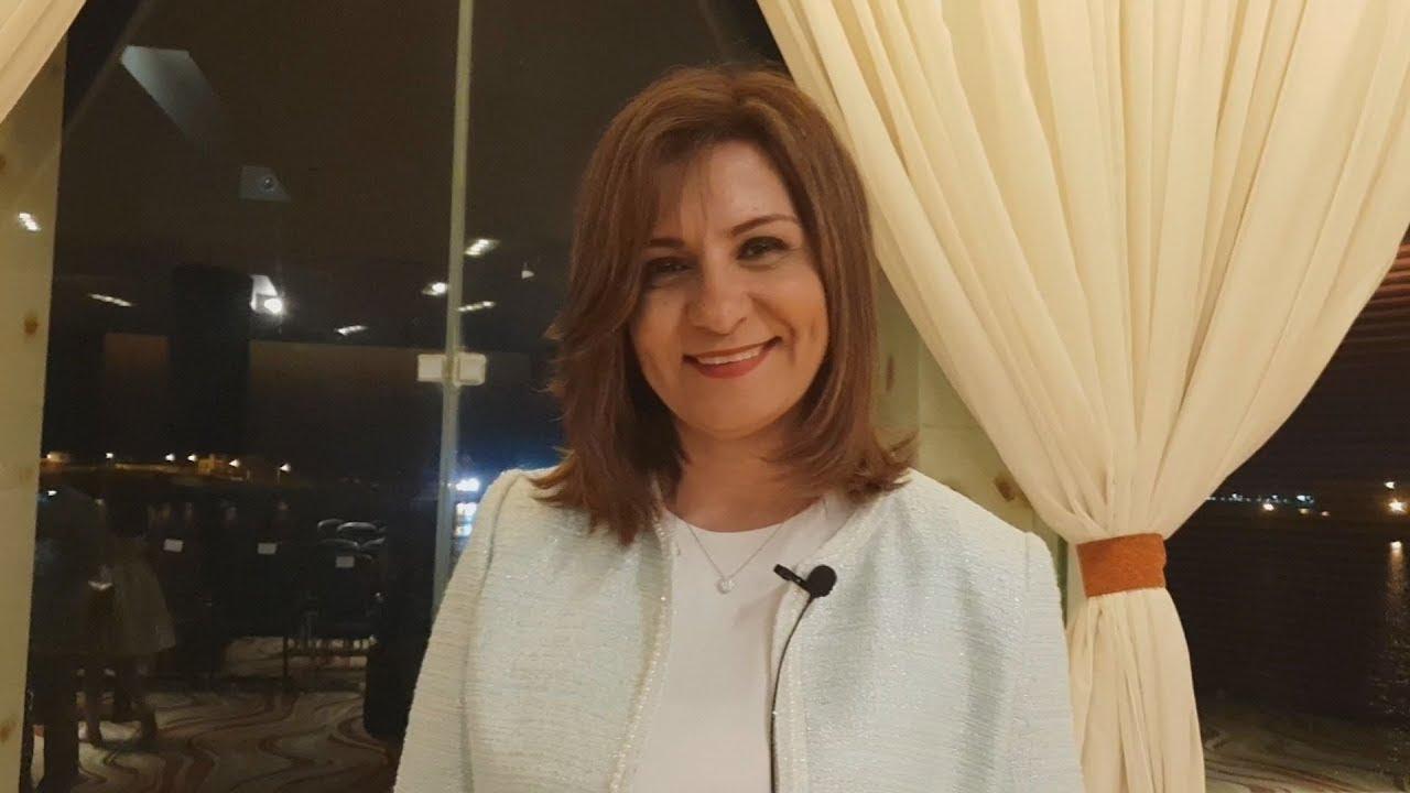 Δήλωση της υπουργού Διασποράς της Αιγύπτου Ναμπίλα Μάκραμ