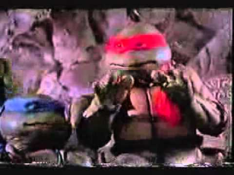 TMNT 2 Secret Of The Ooze: Behind The Shells Pt 2.