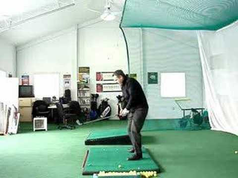 ARMS FALLING Down Plane; #1 Most Popular Golf Teacher on You Tube Shawn Clement