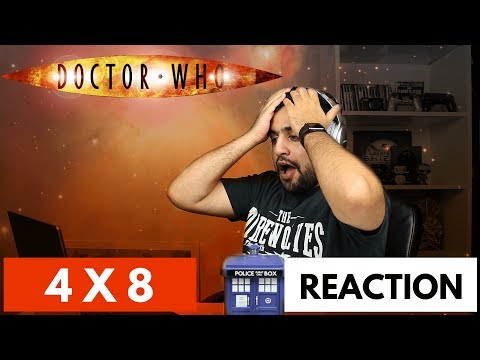 Doctor Who 4x08 Reaction | Silence In The Library