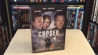Chosen (2016) DVD Unboxing & Review - Harvey Keitel