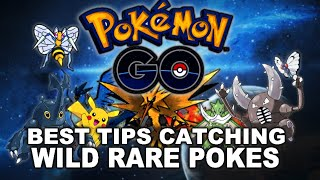 Welcome to another episode of Pokemon GO, here we are looking at the best ways to capture rare Pokemon!Get free Coins/Pokecoins in Pokemon Go (CLICK HERE) http://cashforap.ps/gamingbantzWatch this vid explaining how: https://www.youtube.com/watch?v=VD1g-a7uCc4How to get Pokemon Go on Android, sorry IOS players:http://www.pcadvisor.co.uk/new-product/game/pokemon-go-release-date-rumours-pokemon-go-trailer-pokemon-go-gameplay-get-pokemon-go-now-3625388/Music:Alex Skrindo - Get Up Again (feat. Axol) NCS ReleaseInukshuk - A World Away NCS Release