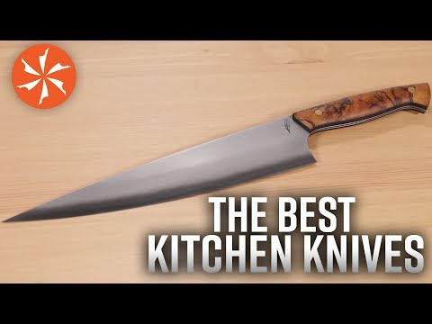 How To Build The Best Kitchen Knife Set At KnifeCenter.com
