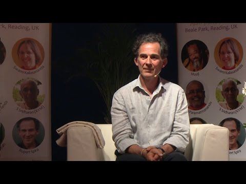 Rupert Spira Video: What You Are Can Not Be Affected by ANYTHING!