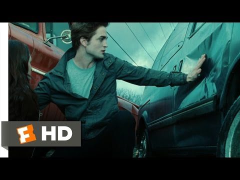Twilight (3/11) Movie CLIP - Crash (2008) HD
