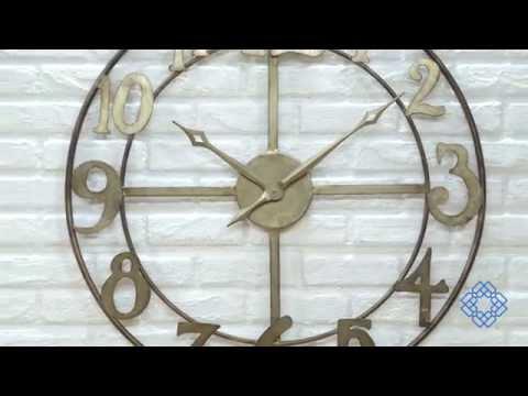 Video for Delevan Clock