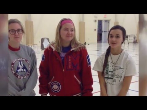 Martinsville Varsity Winter Guard 2016 - Sponsor Update #5