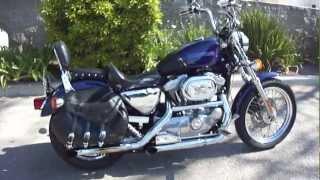 8. 2000 Harley-Davidson XLH Sportster 1200