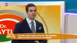 Op. Dr. Bülent Koç – Burun Estetiği 09 03 2015 Dr. Aytuğ