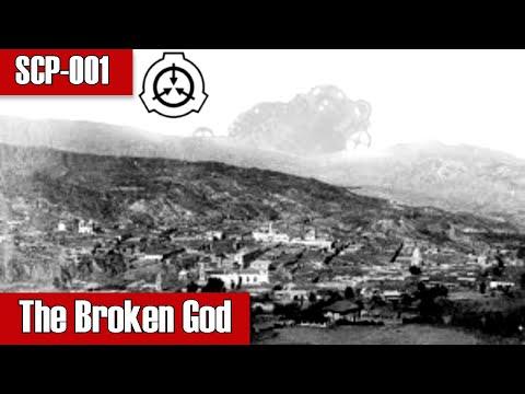 SCP-001 The Broken God | Object Class: Maksur | TwistedGears-Kaktus Proposal (видео)