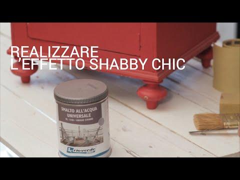 il metodo perfetto per creare lo stile shabby chic