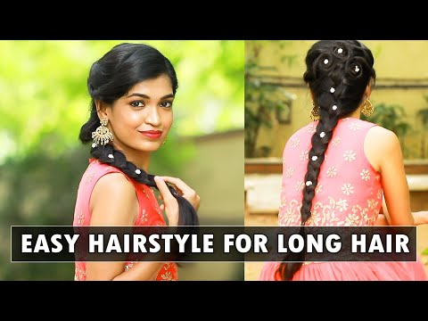 Hairstyles for long hair - Different Hairstyle For Long Hair!  SaySwag