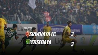Download Video [Pekan 22] Cuplikan Pertandingan Sriwijaya FC vs Persebaya, 16 September 2018 MP3 3GP MP4