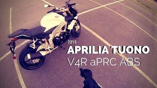 9. 2015 Aprilia Tuono V4R | Ride & Review