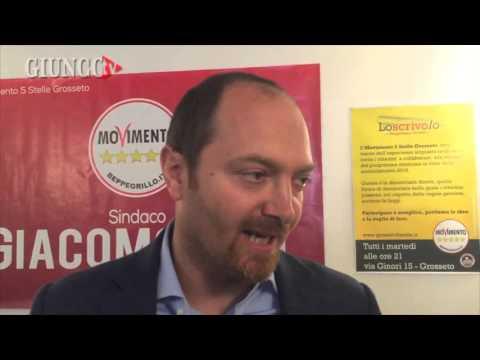 Verso il voto: Giacomo Gori è il candidato del Movimento 5 Stelle