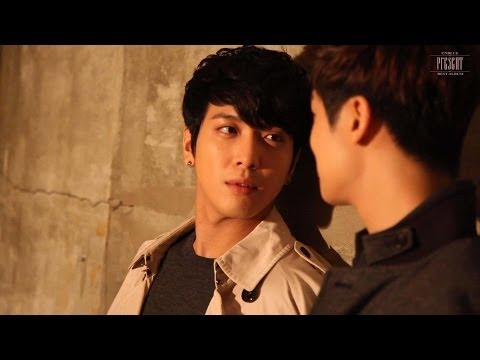 CNBLUE 2013 JAPAN BEST ALBUM [PRESENT] JACKET MAKING