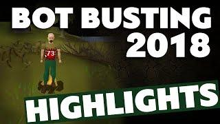 Video Bot Busting Highlights - 2018 - Old School RuneScape MP3, 3GP, MP4, WEBM, AVI, FLV September 2018
