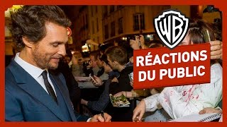 INTERSTELLAR - Les Réactions Du Public !  - Matthew McConaughey / Anne Hathaway