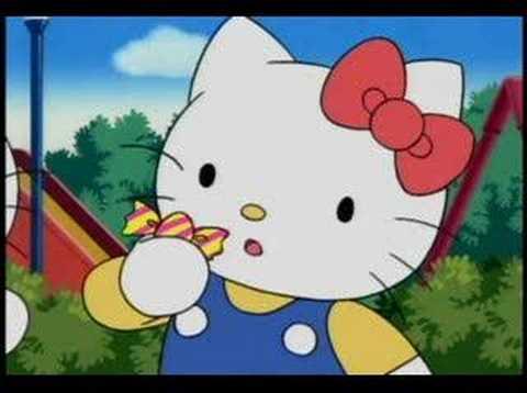lucia gil + hello kitty
