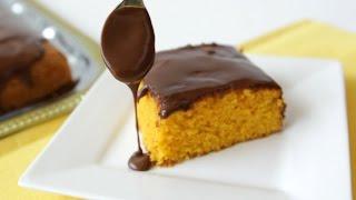 How to Make Brazilian Carrot Cake