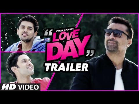 LOVE DAY PYAAR KAA DIN Official Trailer 2016