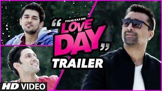 LOVE DAY PYAAR KAA DIN Official Trailer 2016