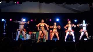 Mapale Short by Latinmania Dance School - Woodford 2013