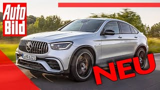 Mercedes-AMG GLC 63 S 4MATIC+ Coupé (2019): SUV - Test by Auto Bild