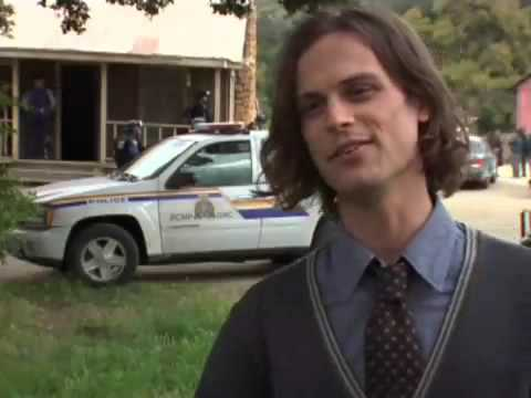 Behind the scenes of the season 4 finale-criminal minds