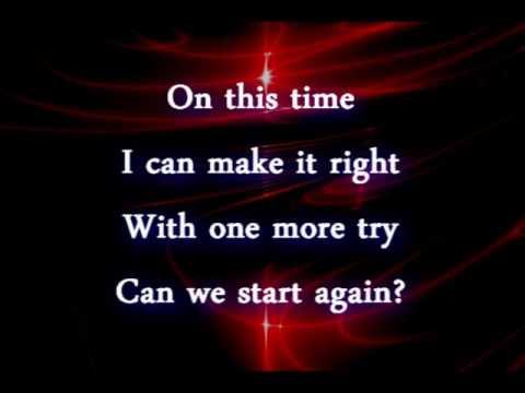 Red - Start Again (lyrics)