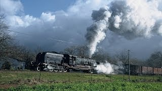 Caledon South Africa  city photos : South African Steam: Garratt GO 2575 Caledon Line