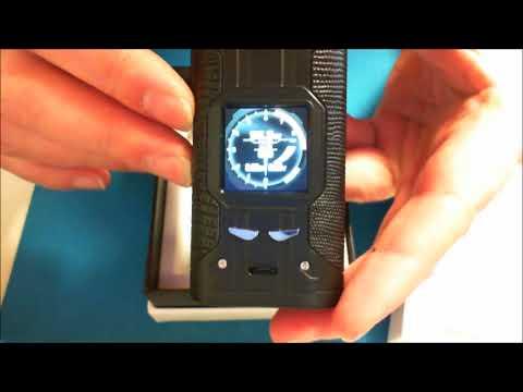 Smoant Cylon 218W TC Box Mod Akkutraeger   review for Gearbest com