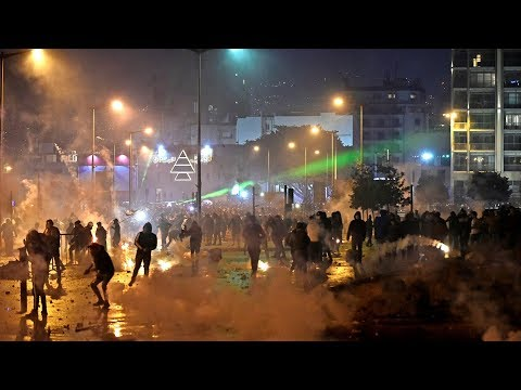العراق ولبنان.. الشوارع تغلي والمتظاهرون يصرون على تحقيق مطالبهم