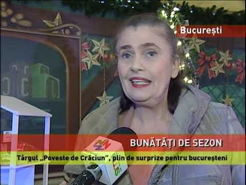 Târg de Crăciun la Opera Comică din Capitală