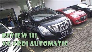 Video Review Hyundai H1 XG CRDi Tahun 2016 MP3, 3GP, MP4, WEBM, AVI, FLV Oktober 2017
