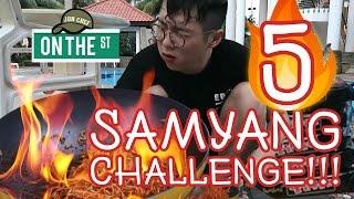Video Jun Chef OTS :  5 Bungkus Samyang Challenge! MP3, 3GP, MP4, WEBM, AVI, FLV Maret 2018