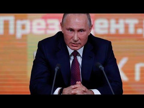 Πούτιν: Κατασκευασμένες οι κατηγορίες κατά Τραμπ