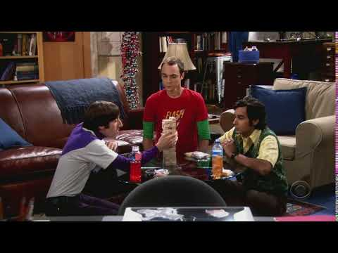 """""""Hey, what's going on?"""" The Big Bang Theory quote S01E03 Leonard"""