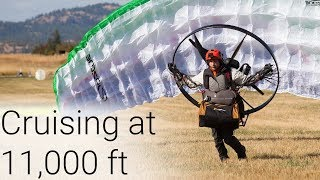 Video 325 Miles In One Day On My Paramotor - Icarus Trophy Day Two MP3, 3GP, MP4, WEBM, AVI, FLV Agustus 2018