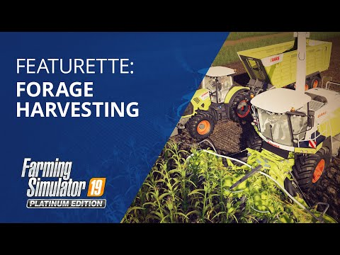 Featurette: Forage Harvesting v1.0