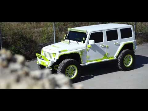 MC Customs | Jeep Wrangler