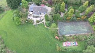 Avoca Ireland  City new picture : Drone Flight #02 Avoca Co. Wicklow Ireland.