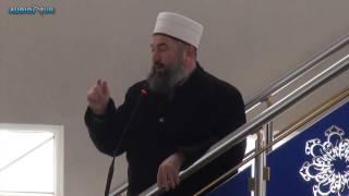 E duam dhe e mbrojmë, Muhammedin (salallahu alejhi ve selem) - Hoxhë Ferid Selimi - Hutbe