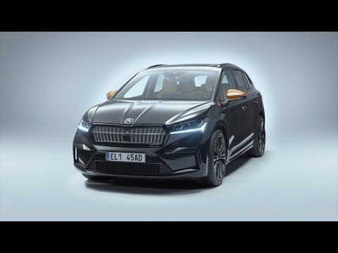 Skoda Enyaq iV 80: all-electric. Exterior, interior, new technology :: [1001cars]