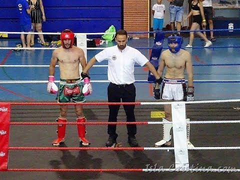 """I Trofeo Mushindo Categoría """"kick boxing"""" Isla Cristina"""