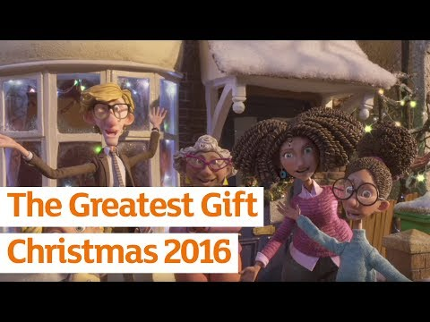 Sainsbury's - The Greatest Gift