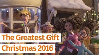 Presenting the new Sainsbury's Christmas Advert – a joyous Christmas musical created in stop frame animation featuring vocals ...